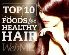 Find out which 10 foods you should be eating on the regular to boost shine, body, strength, etc.