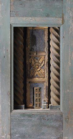 Cat.P.018 - Box sculpture - by Peter Gabriëlse - 101-32 | Flickr - Photo Sharing!