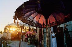 Sonnenschirm Ibiza