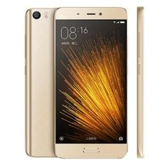 #XIAOMI #Mi5 Advanced 64GB ROM 3GB RAM Front & Rear Dual 2.5D Glass 2K Custemized 5.15 Inch Screen Inch Qualcomm Snapdragon 820 processor 4G LTE Smartphone