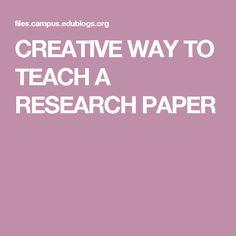 teaching creative writing to high schoolers