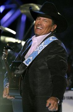 Greatest country Singer George Strait Is 60.....I <3 him!!