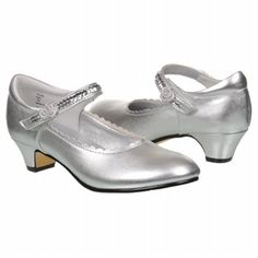 Jumping Jacks Dianna Pre/Grd Shoes (Silver) - Kids' Shoes - 13.0 M