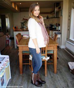 Anna Saccone: Fashion Friday: Almost Spring