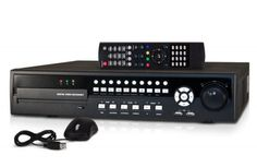 The Turbo View 8 Channel Platinum DVR records at an amazing 240 FPS, features an HDMI video output, and provides ample storage with a 1 terabyte hard drive. The 8 Channel Platinum can handle up to 8 cameras recording at the same time.