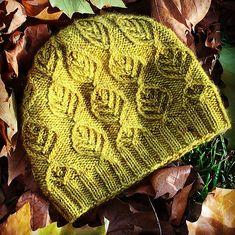 Ravelry: Golden Birch Beanie pattern by Catherine Waterfield