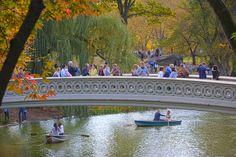 100 cosas sobre Nueva York que deberías saber - El Bow Bridge, un puente arco   Galería de fotos 30 de 101   Traveler