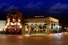 Raglan Road at Downtown Disney. Built entirely in Ireland, then shipped to Orlando!