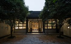 Gallery of Historic House Renovation in Suzhou / B.L.U.E. Architecture Studio - 1