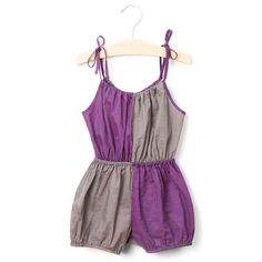 We LOVE this new harlequin-inspired playsuit by #littlelief - one of the best spring pieces we've seen. #tadashop