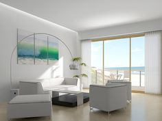 beach house pictures interior - Google Search