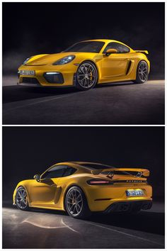 The 2020 Porsche Cayman is a purist's dream. If you want turbos or an automatic (for now) hit the road bub. Tap the link for the full story. Porsche Macan Turbo, Porsche 912, Porsche Logo, Carros Porsche, Porsche 550 Spyder, Porsche Cayenne Turbo, Porsche Cayman Gt4, Porsche Panamera Turbo, Porsche Carrera Gt