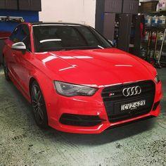 #Audi S3 Sedan
