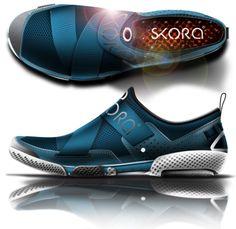 """Skora """"Base"""" Men's Running shoe"""