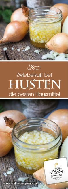 "Die besten Hausmittel bei Husten – Zwiebelsaft, der sanft wirkt und auch noch gu… The best home remedyRead More ""The best home remedy for cough – onion juice, which acts gently and also good. Home Remedy For Cough, Cold Home Remedies, Cough Remedies, Herbal Remedies, Health Remedies, Holistic Remedies, Headache Remedies, Natural Sleep Remedies, Natural Cures"