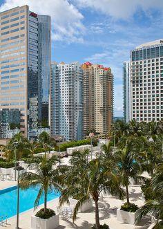 El ambiente caribeño se vive y se respira en #Miami, ciudad del sur de la #Florida llena de inigualables encantos tropicales.