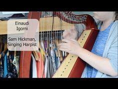 Einaudi -  Igorni (Camac Bardic 27 String)