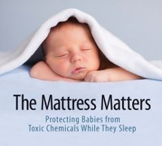 What you need to know about choosing a non-toxic crib mattress