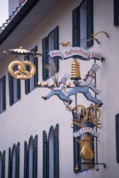 Bakery and Cafe in Bavaria