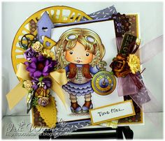 La-La Land Crafts Inspiration and Tutorial Blog: Inspirational Monday - For A Special Lady