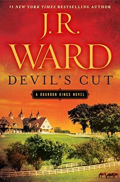 Devil's Cut (The Bourbon Kings #3) by J.R. Ward–out Aug. 1, 2017 (click to purchase)