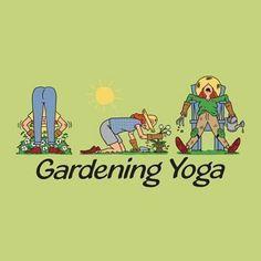 garden quotes Gardening Yoga, part of 30 Gardening Memes That Will Make You Want To Garden Right Now Urban Gardening Berlin, Gardening Memes, Gardening Services, Organic Gardening Tips, Organic Farming, Garden Club, Garden Art, Garden Planters, Herb Garden