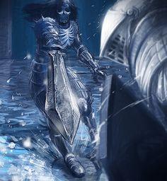 Dark Souls - Dark Wraiths