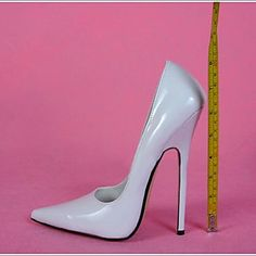 6.3in High Heels Women's Pumps Sexy Shoes Patent Leather High Heels – USD $ 94.99