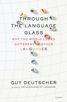 Interesting read. Good for those who like  to think and who like languages. oooh and the habitual Psychology nerd.  http://jacketupload.macmillanusa.com/jackets/high_res/jpgs/9780312610494.jpg