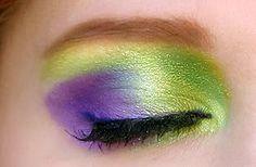 Made in the 80s: makeup tutorial | Doe Deere Blogazine