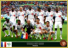 Fan pictures - 2006 FIFA World Cup Germany. France Team, France 1, Fabien Barthez, France National Team, Word Cup, Blue Is The Warmest Colour, Fan Picture, Football Wallpaper, Fifa World Cup