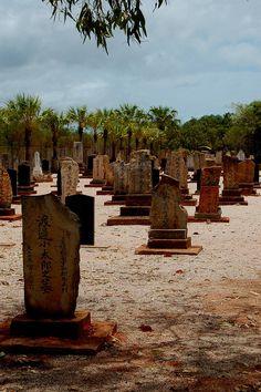 Very Organized, Japanese Cemetery, Broome, WA, Australia