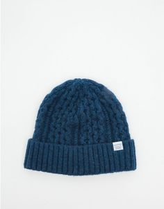 Norse Projects / Cable Wool Beanie