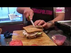 Il brunch: la ricetta del club sandwich