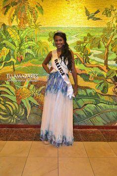Adriana Haylock - Belize