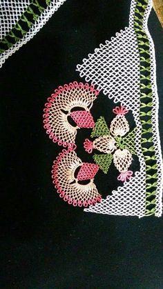 Havlu kenarı netten