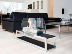 Fireplace photos » Modern Bio Fireplace
