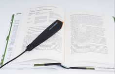 pen scanner scans text and transfers it to microsoft word