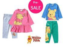 Süße Babysachen mit Winnie Pooh gibt's jetzt im myToys Pre-Sale
