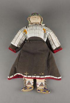 Кукла Сиу, 1910 г. #1.