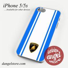 Lamborghini Gallardo Blue Phone case for iPhone 4/4s/5/5c/5s/6/6 plus