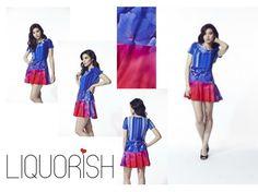 Liquorish Digital Graphic Print Dress, now half price! Available at: https://www.liquorishonline.com/liquorish-digital-graphic-print-dress-4080.html