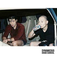 Dynamic Duo Vol. 8th Album - Grand Carnival Korea Kpop