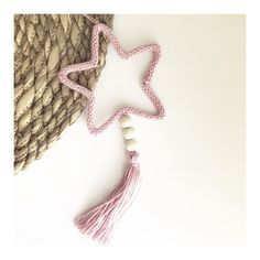 Wire Letters, Cotton Rope, Baby Decor, Dream Catcher, Macrame, Projects To Try, Barbie, Diy, Knitting