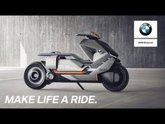 BMW Motorrad Concept Link Is the Motorcycle of the Future With Zero Emission! – Whoopzz