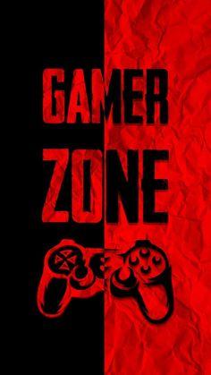 Gamer Zone Wallpaper - IPhone Wallpapers