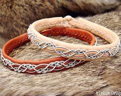 Les gars et les filles GIMLE Viking Sami Bracelet manchette en