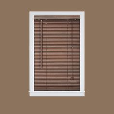 The Luna plantation blinds feature 2 in. vinyl slats with matching 2 in. valance.  These blinds offer a fresh and dramatic look to any room.  The embossed slats are rich and vibrant and have a luxurious woodgrain appearance.  These Plantation blinds are ideal for any room in your home including the kitchen, bath, basement or garage.  They would also look great in your office.