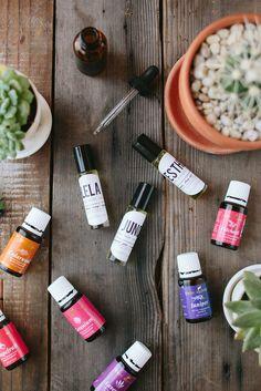 natural perfume workshop!
