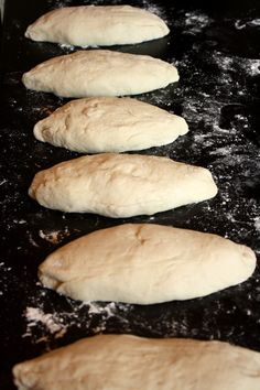 Last day of bread week: French baguette Baguette Recipe, French Baguette, Homemaking, Entertaining, Bread, Cooking, Recipes, Food, Kitchen